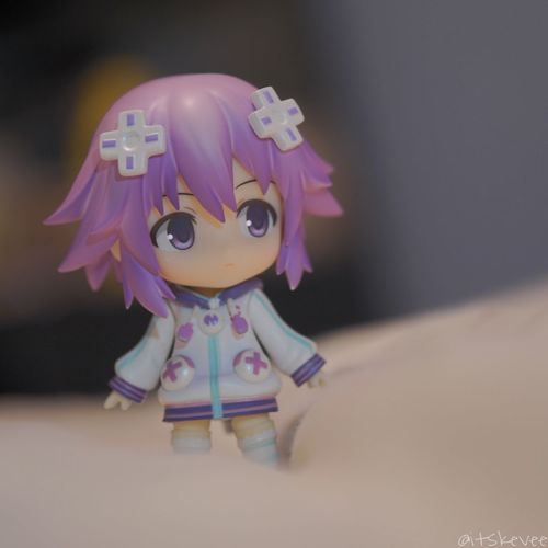 Neptune :D Toy Indoors  Figurine  Close-up Purple Toyphotography HyperDimension HyperDimensionNeptunia PS4 Sony Neptune Anime Girl