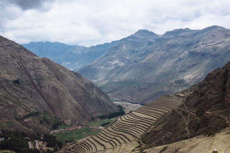 Day Inca Landscape Mountain Mountain Range Nature No People Outdoors Peru