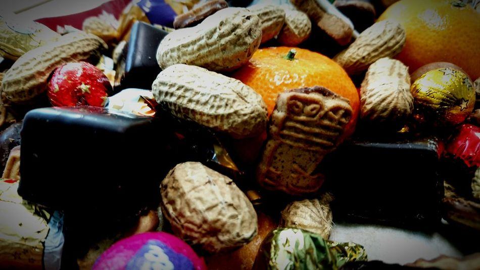 Now definately xmas is coming.. Food Food And Drink Large Group Of Objects Variation Indoors  No People Cristmas Tradition Christmas Around The World Taking Photos