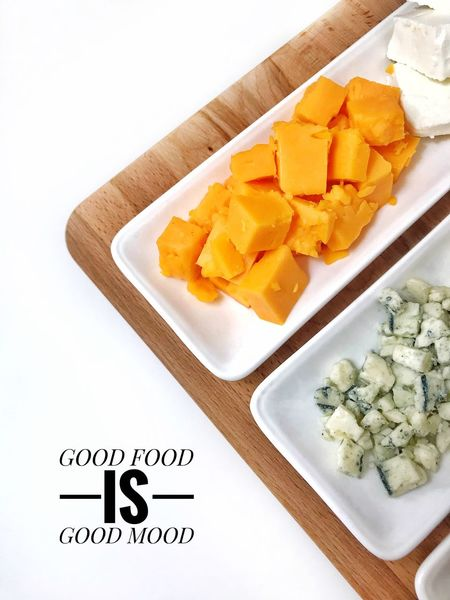 Good food is good mood Flat Lay Still Life Food Day White Background Close-up Ready-to-eat Studio Shot No People Indoors  Healthy Eating High Angle View Freshness Food And Drink Food Good Food Good Mood Text Caption Food Stories The Still Life Photographer - 2018 EyeEm Awards