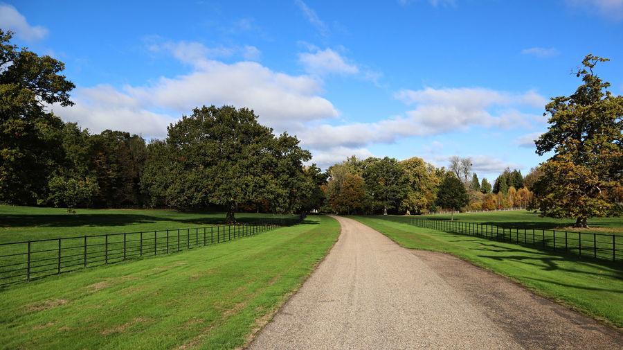 Hackwood Park -