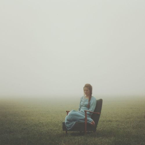 Portrait Fog Endlessness The Portraitist - 2015 EyeEm Awards