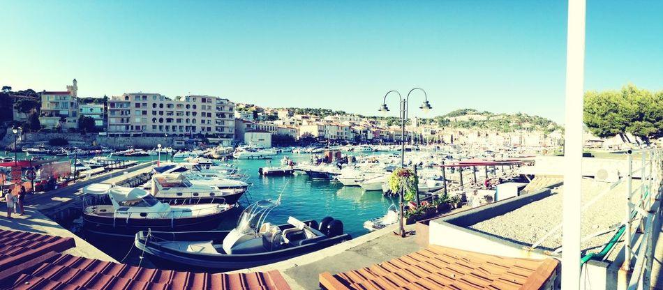 Port De Cassis Cassis Mediterrannee Sud