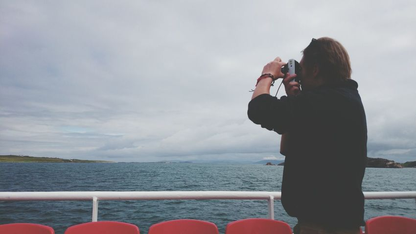 Ocean Scotland Landscape I'm On A Boat