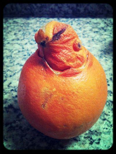 Vaya ¿naranja?