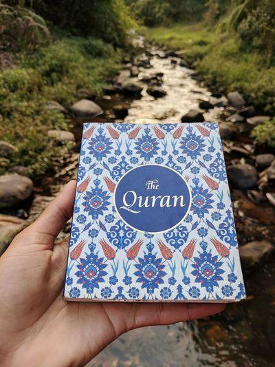 Al quran Quran Human Hand Adventure Communication Close-up