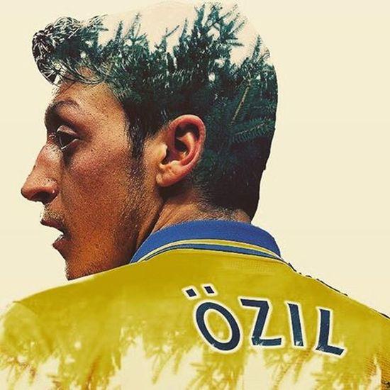Mesut Özil Cover MyEditing Picsart