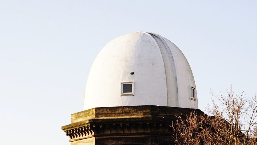Bidston Observatory looking amazing in the golden hour. Observatory Bidston Observatory Architecture Bidston Hill Wirral Wirralcountrypark Astronomy Sonya7 Sonyalpha Sony Dome Sky Architecture Building Exterior Built Structure