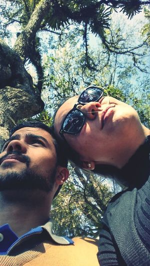 Meandmygirlfriend Brazil Nature Nature Photography Trees And Sky Beautiful Sunglasses Sun Beatiful Day