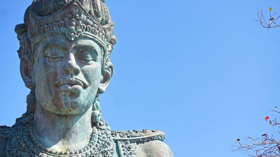 Bali Bali, Indonesia Baliphotography Garuda Wisnu Kencana Garuda Wisnu Kencana Cultural Park God INDONESIA Indonesia_photography Statue Tradition