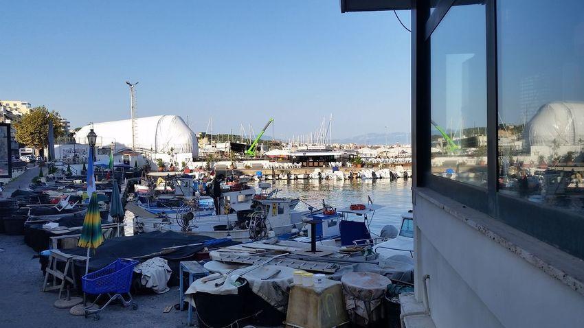 Harbor Anzio.