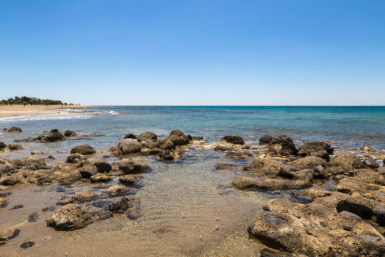 Impressions from Rethymno, Crete, Greece Greece Hellas Griechenland Kreta Crete Mediterranean  Beach Island Europe Tourism Mountains And Sea Sunset Marina Harbour Greek Greek Food