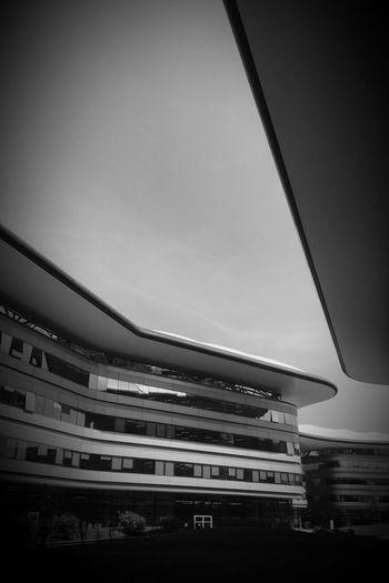 The campus NEM Architecture NEM Black&white
