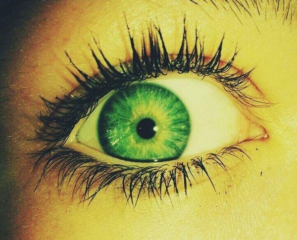 Eye 👌🏼 Green 🙌🏼 🖖🏼