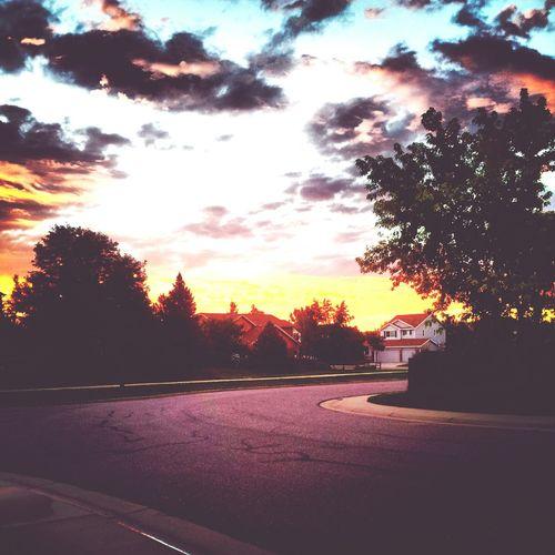 Good morning Colorado Sunrise Colorado