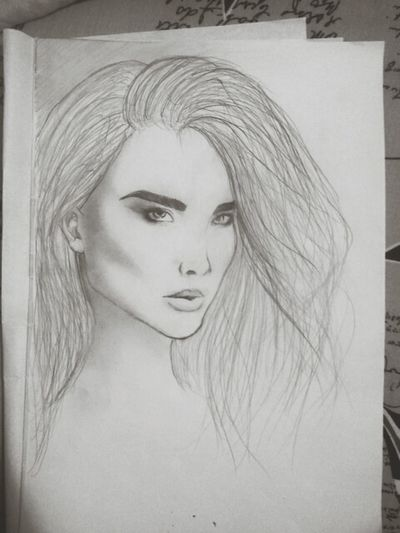 Realistic Paint Black & White