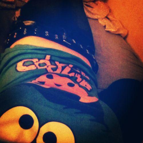 dat cookie monster ;)