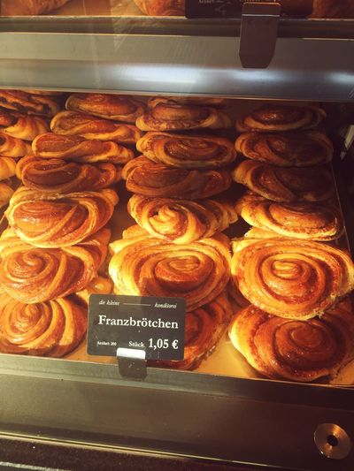Good morning, sunshine! Franzbrötchen German Pastry German Bakery Hamburg Traditionalfood