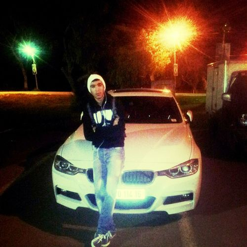 First Eyeem Photo Audi Piscine Nuit