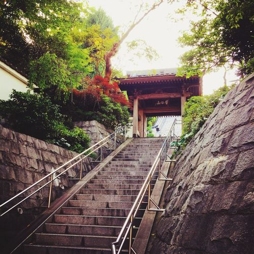 My favorite place Temple Beautiful Stairs