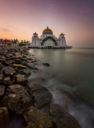 Mosque Sunrise