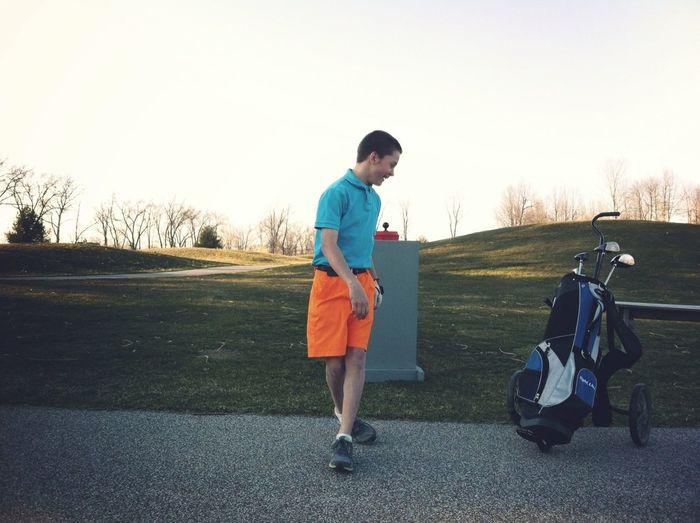 Dancing Golf