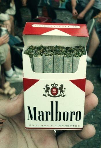 Smoking Weed Green Love
