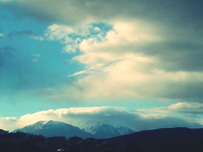 Sky Cloudporn Mountain Theskyaboveus