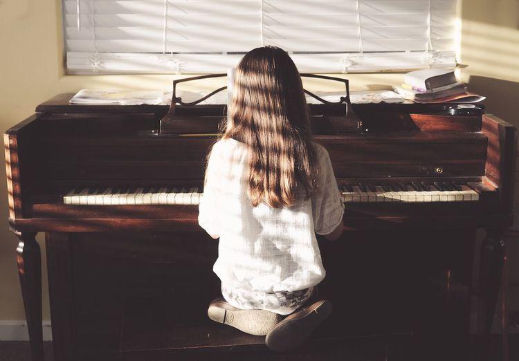 Piano Morning