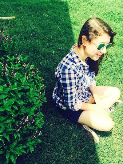 Vintage Yard Summertime Love♡