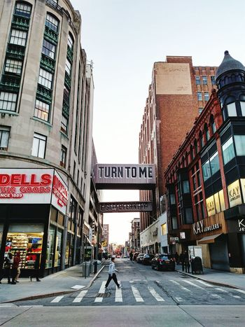 Fulton Mall, Brooklyn Shopping Newyork NYC Brooklyn Streetphotography Urban Urban Geometry Cityscape Graffiti Perspectives