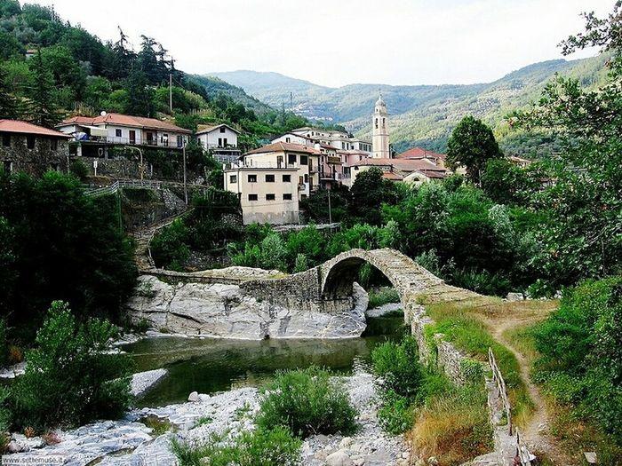 Contryside Ponte Romano Borghiitaliani Borghiditalia Vallearroscia Liguria EyeEm Liguria