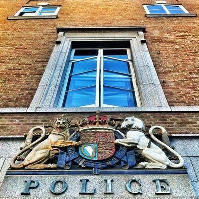 London IPSAngle Eye4photography  Police Architecture