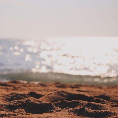 Beach Beach Photography Sand Melancholy Thailand Travel Sea Seashore Sunny EyeEm Best Shots EyeEm Nature Lover Sunset
