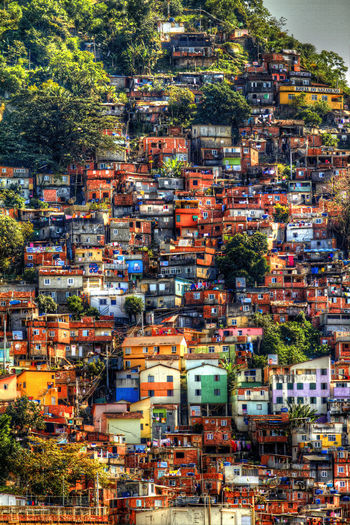 Brasil ♥ Favelabrazil Cityscape City Life City Favelas Colors Outdoors