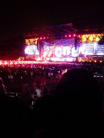 OTRAtourBKKThailand2015 One Direction Bangkok Thailand.