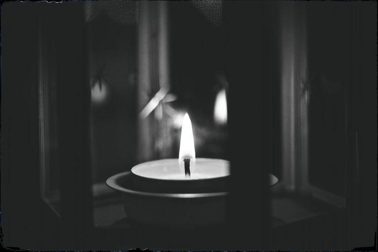 light Black And