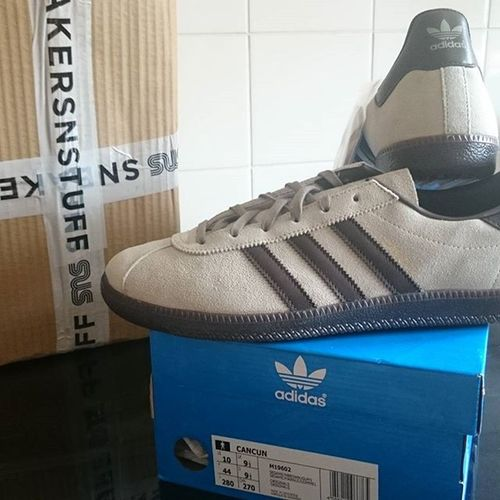 New cancun from @sneakersnstuff cheers chaps Adidasoriginals Adidasislandseries Adidascancun