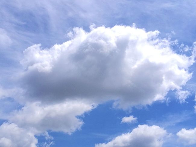Cloud - Sky Cloudscape Blue Nature Dramatic Sky Abstract Cloud Computing Outdoors Beauty In Nature Summer Backgrounds No People Plane Day Sky Wind The Street Photographer - 2017 EyeEm Awards