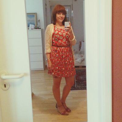 how i like my dress