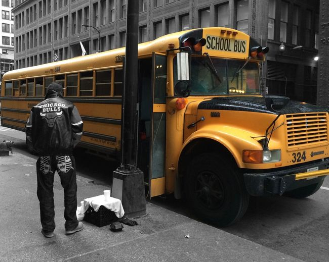 Schoolbus City