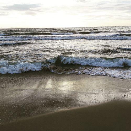 Beach Sea Nature Sand Beauty In Nature Sky Horizon Over Water Scenics Outdoors Tranquility No People Water Landscape Sunset Caribbean Beauty In Nature Margarita, Venezuela Margarita Island Venezuelafotos_ The Week On EyeEm. Caribian
