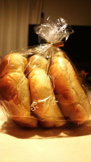 クリームパン Bread My Favorite 木村屋のクリームパン、好きです