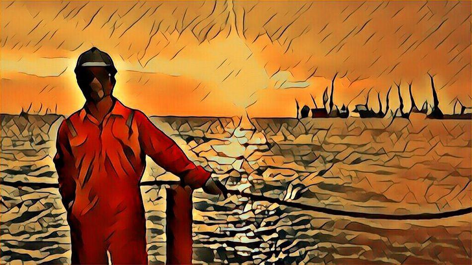 EyeemPhilippines Goodmorning EyeEm  Helloeyeempeople Like4like Seamanlife Checkthisout Shanghai,China Drydock Marino Eyeem Philippines Outdoors Travel Destinations Animated Art Cartoon Effect  Have A Nice Day Hello World