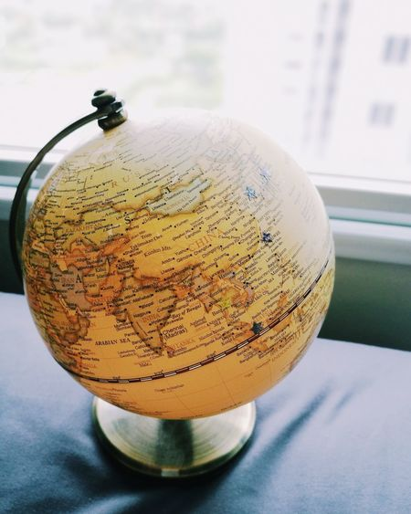 EyeEm Selects No People Indoors  Day Close-up Globe Traveltheworld Traveling The World Wanderlust Taveler EyeEmNewHere The Week On EyeEm