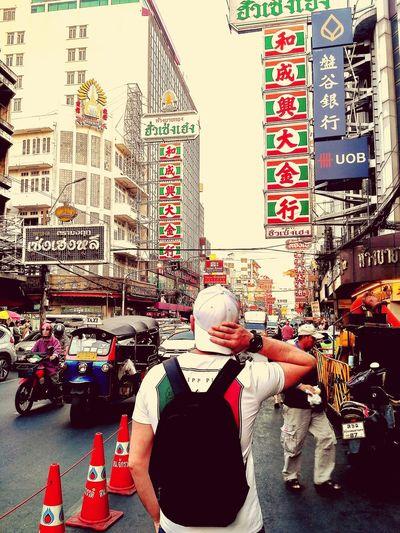 it's a bangkok