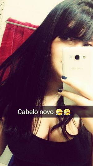 Brazil Brasil ♥ Ceará Ceará-Brasil Morena Morenas Franjinha Unhas Unhaspretas Cabelomeu CabeloPreto Like Hi Blackandwhite Blackhair Hairblack
