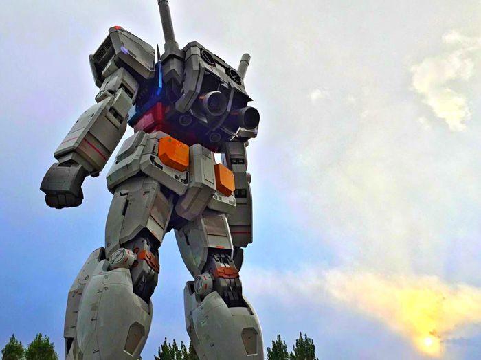 Travel Traveling Tokyo Japan Sightseeing Gundam Tokyo Diver City Save The World Beautiful Anime Ultimate Japan