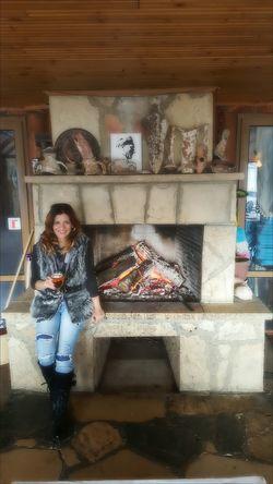 Cheers Cheers! Fire Fireplace Bendenbirkare Bira Keyfi Coldoutside Cold Outside ıtscoldoutside Nazdrowie Salud! Salud!!!