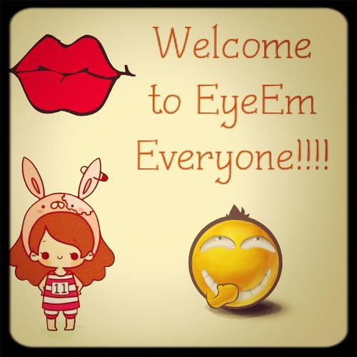 Welcome To EyeEm Hunnbunches ! :) Xox ♡♡